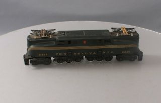 Lionel 2332 Vintage O Pennsylvania Powered Gg - 1 Electric Locomotive - Repainted