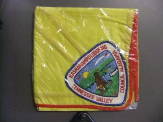 Boy Scout Oa Kaskanampo Lodge 310 Pie On Neckerchief 2834aa