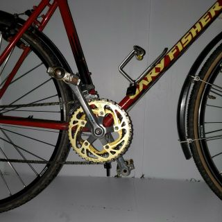 Gary Fisher Trek Genesis Geometry Road Bike Vintage