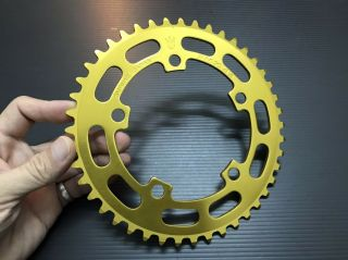 SUGINO SPIDER BMX JAPAN BICYCLE 110 BCD 64.7 MM HOLE CENTER TO CENTER N.O.S
