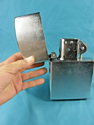 Mid Century Modern Rare Extra Large Vintage Table Lighter