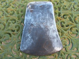 Vintage Hytest Forged Tools 4 1/2lb Axe Head Ok