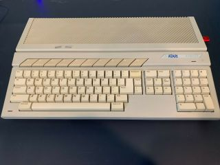 Reconditioned/tested/working - Vintage Atari 1040 St Computer W/gotek