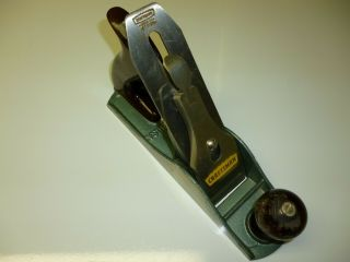 Vintage Craftsman 187.  37054 Hand Plane Woodworking Tool No 4 10""