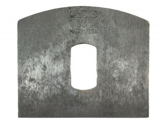 Stanley Spokeshave Sweetheart Cutter For No.  51,  No.  52,  No.  57,  No.  58,  No.  59
