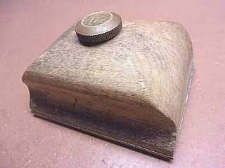 "Veritas Canada Hardwood Sanding Block 3 "" X 4 "" Felt Base Great Woodworking Tool"
