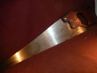 Reliable - Atkins Hand Saw,  Collectible - User