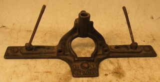 Stanley 171 Door Router Plane Body - The Body Has A Crack At The Front Of Mouth