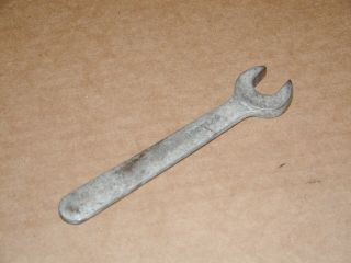 Vintage Plomb 9/16 Inch 3518 Single Open End Machinist Wrench 5½ Inch Usa