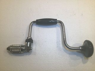 Stanley 02 - 660 No.  66 10 Brace,  Made In England
