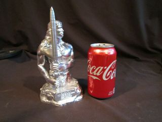 """Conan The Barbarian Bust (large Size 8 """" Tall)"""